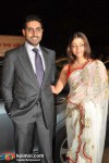 Abhishek Bachchan, Aishwarya Rai Bachchan At Nandita Mahtani's Brother's Wedding Reception