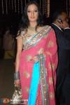 Brinda Parekh At The Dhoot Wedding