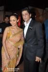 Gauri Khan, Shah Rukh Khan At The Dhoot Wedding
