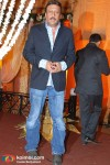 Jackie Shroff At The Dhoot Wedding