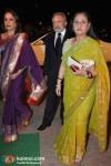 Jaya Bachchan At Nandita Mahtani's Brother's Wedding Reception