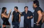 Lara Dutta, Akshay Kumar, Sajid Khan, Arjun Rampal