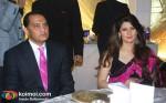 Mohammed Azharuddin, Sangeeta Bijlani At The Dhoot Wedding