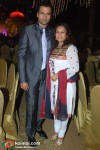 Rohit Roy, Manasi Joshi Roy At The Dhoot Wedding