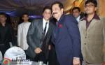 Shah Rukh Khan, Subroto Roy At The Dhoot Wedding