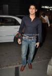 Vishal Malhotra AT SHAHID KAPOOR'S SUPRISE BIRTHDAY BASH