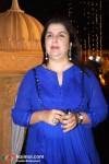 Farah Khan At The Dhoot Wedding