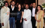 Amitabh Bachchan, Abhishek Bachchan, Aishwarya Rai Bachchan, Amar Singh, Anil Ambani, Tina Ambani