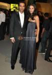 Arjun Rampal, Mehr Jessica Rampal At 55th Idea Filmfare Awards