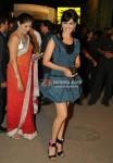 Genelia D'Souza At 55th Idea Filmfare Awards