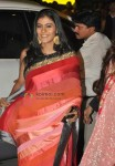 Kajol At 55th Idea Filmfare Awards