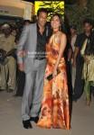 Mahesh Bhupati, Lara Dutta At 55th Idea Filmfare Awards