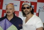 Rakesh Roshan, Hrithik Roshan Promotes Kites
