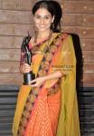 Vidya Balan At 55th Idea Filmfare Awards