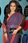 Vidya Balan Graces Sabyasachi Show At Lakme Fashion Week 2010