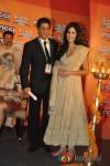 Shahrukh, Katrina and Karan Johar At FICCI FRAMES