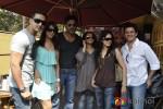 Rehan Khan, Anjana Sukhani, Sunil Shetty, Dimple Kapadia, Vidya Malvade, Kabir Sadanand