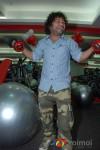 Jr. Shroff at Snap Gym