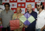 Anurag Basu, Rajesh Roshan, Rakesh Roshan,Hrithik Roshan Promotes Kites