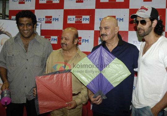 Hrithik Roshan Promotes Kites