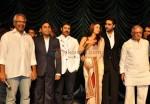 Mani Ratnam, A R Rahman, Chiyaan Vikram, Aishwarya Rai Bachchan, Abhishek Bachchan, Gulzar Raavan' Rocks