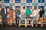 Neeraj Roy, Arjun Rampal, Deepika Padukone, Sajid Khan, Akshay Kumar, Jiah Khan, Ritesh Deshmukh At Housefull Press Meet