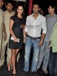 Sania Mirza Shoaib Malik grace Diesel bash at Palladium