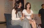 Sushmita Sen, Dia Mirza At 30 finalists of I AM She 2010