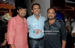 Wajid, Anuuj Saxena, Sajid At Chase Film Premiere