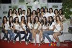 Sameera Reddy Meets Miss India Contestants