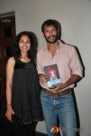 Milind Soman At Book launch