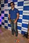 Kunal Kapoor Launches Olympus Cameras