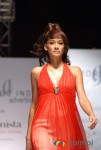 Carol Gracias Walks The Ramp For Umair Zafar