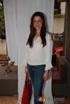 Sonam At Twinkle Khanna's launch of holiday line Villa Tara