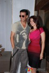 Akshay Kumar At Twinkle Khanna's launch of holiday line Villa Tara