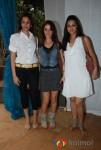 Gayatri Joshi, Sussanne Roshan, Sonali Bendre At Twinkle Khanna's launch of holiday line Villa Tara