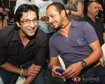 Wasim Akram, Murali Kartik Walk The Ramp