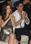 Suzanne Roshan And Shahrukh Khan Walk The Ramp