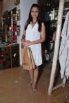 Sonali Bendre At Twinkle Khanna's launch of holiday line Villa Tara