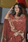Ekta Kapoor At Mushtaq Sheikh's Sister's Wedding