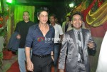 Shah Rukh Khan At Mushtaq Sheikh's Sister's Wedding