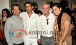 AD Singh,Lecoanet Hemant, Sabina Singh At Biguine Salon Launch with Lecoanet Hemant show