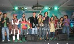Anu Malik, Salim Merchant At Press meet of Indian Idol finalists