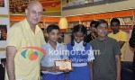 Anupam Kher unveils The Princely Gift book