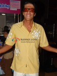 Chunky Pandey At Housefull Special Screening For Kids