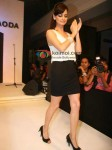 Dia Mirza At Vero Moda Fashion show