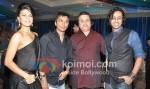 Jacqueline Fernandez, Vikram Phadnis, Ramesh'S Taurani, Salim Merchant At walk The Ramp