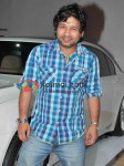 Kailash Kher At The launch of BMW new models
