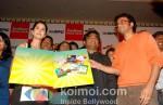 Katrina Kaif, A R Rahman At Launch Unveil Rhyme Skool Album