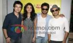 Meiyang Chang, Anushka Sharma, Shahid Kapoor, Vir Das Promote Badmaash Company